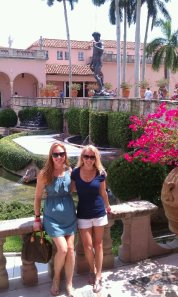 A visit to Sarasota, touring Ringling with EK