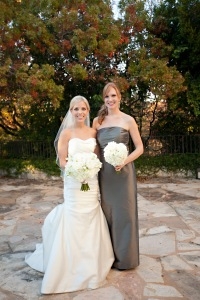 With Emma Kate before my wedding